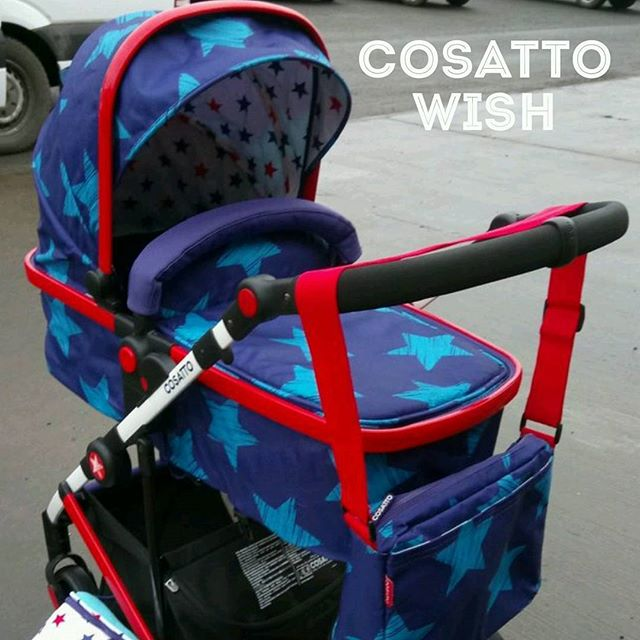 ФОТО Cosatto Wish