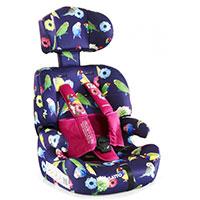 2 подвижные части сиденья, которые растут вместе с ребенком