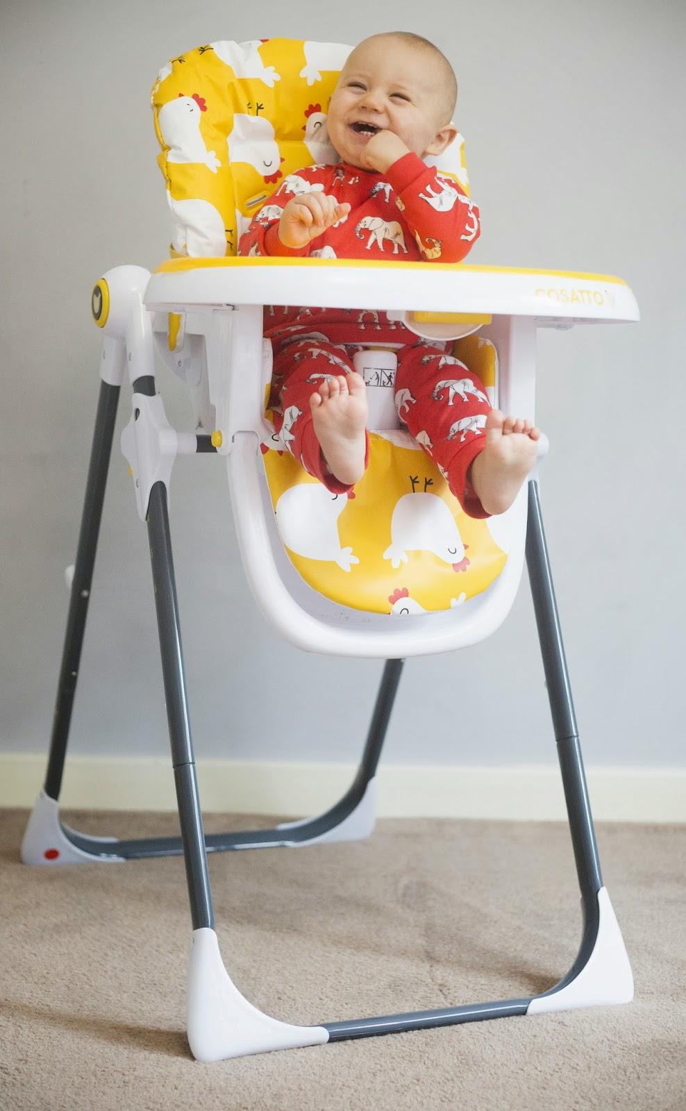 фото стульчика Косатто Noodle Supa