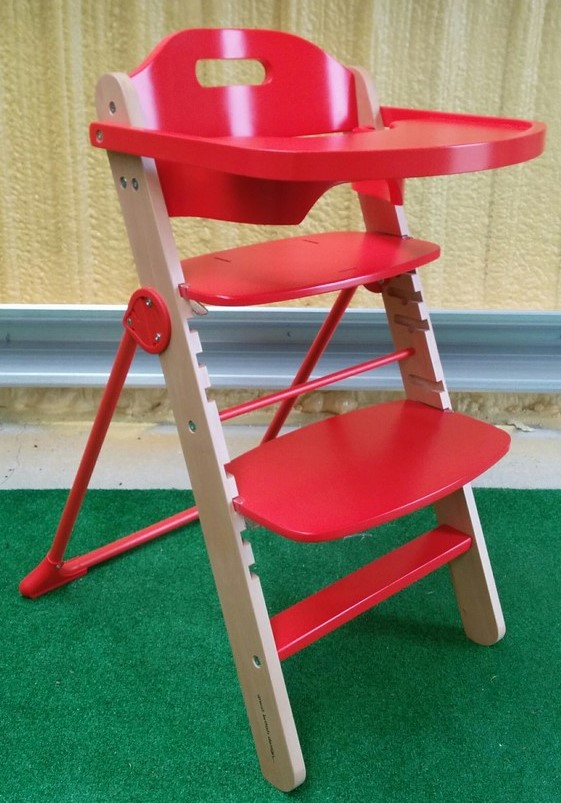 фото стульчика для кормления Cosatto Waffle