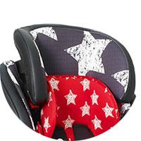 для повышения комфорта в Cosatto Hug предусмотрен мягкий подголовник для малыша;