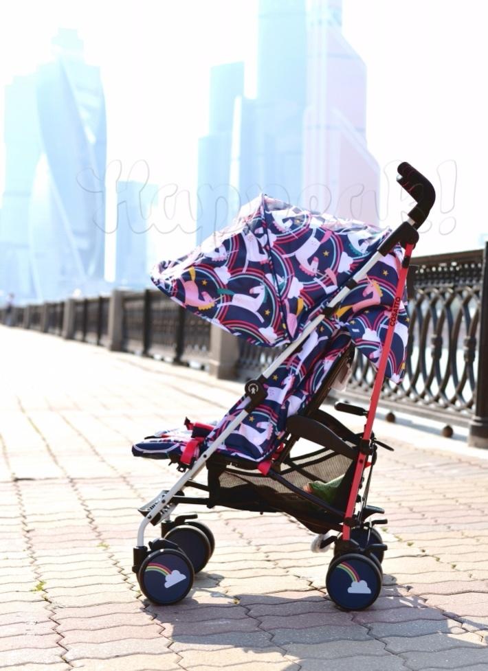 фото коляски-трости Косатто Supa