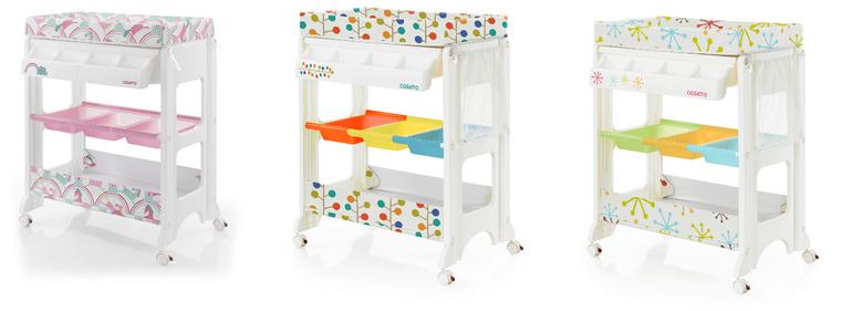 фото детской кроватки косатто